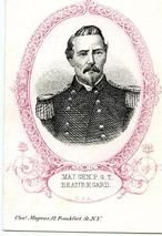 09x078.1 - Major General P. G. T. Beauregard C. S. A., Civil War Portraits from Winterthur's Magnus Collection